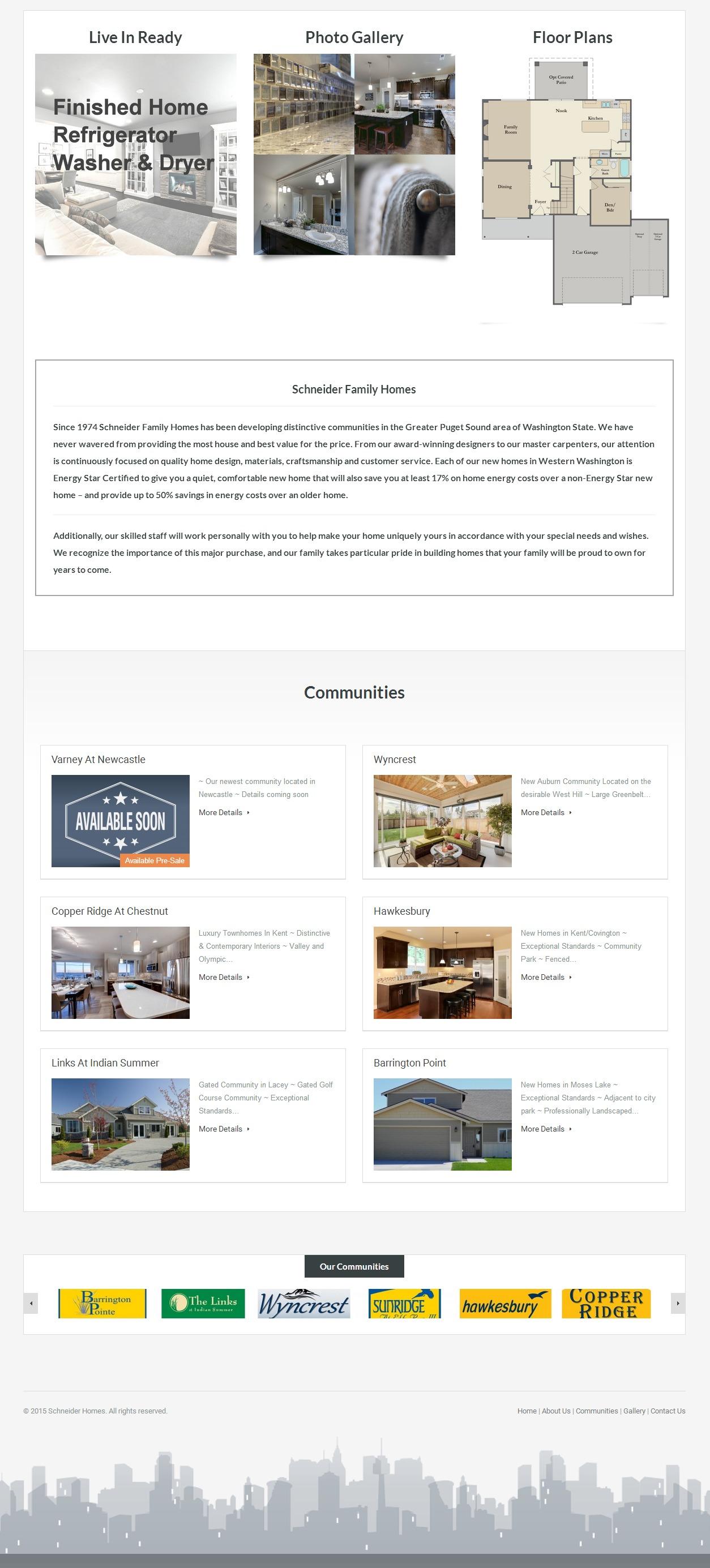 Schneider Homes   Exceptional Standards 2